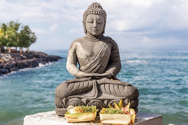 Buddha Statue - Erleuchtung