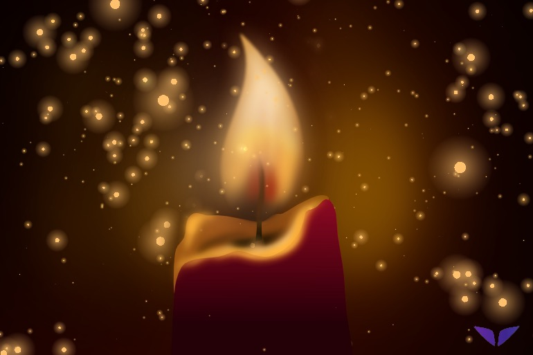 The Hypnotic Lure of Candle Meditation: A Gentle Way to