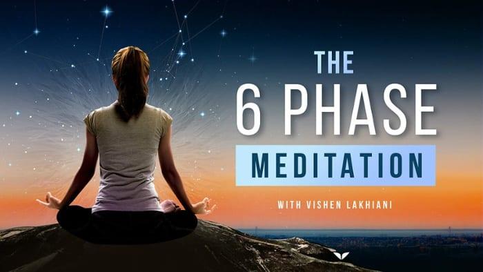 6 Phase Meditation Banner