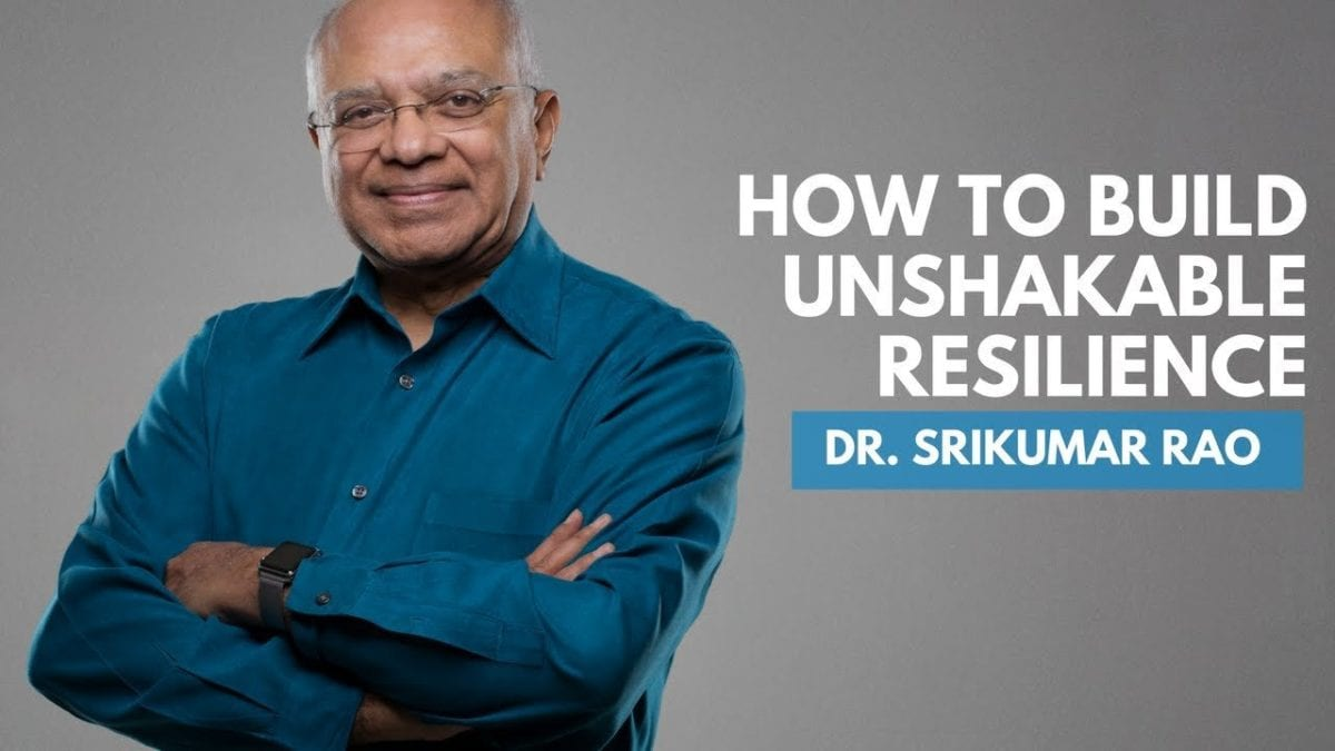 How to build Unshakable Resilience
