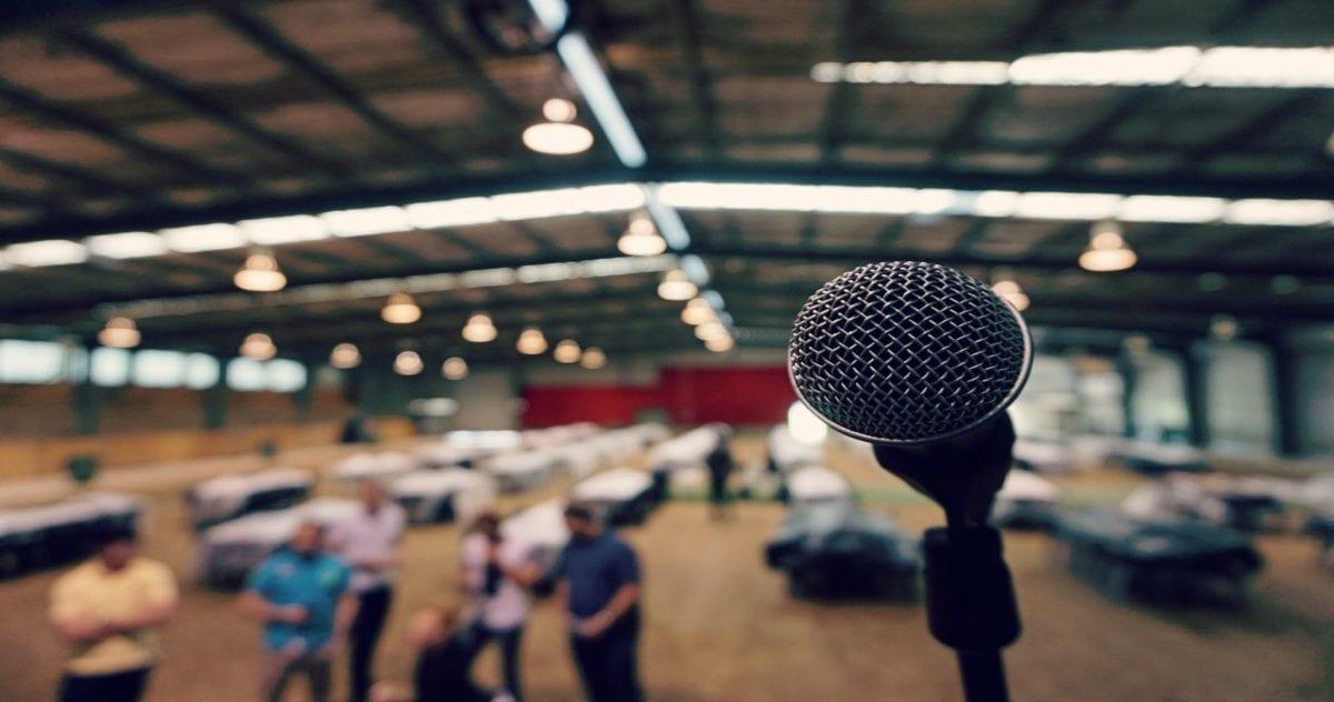 Powerful Public Speaker