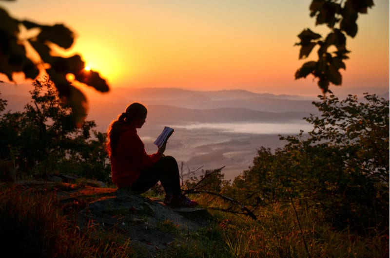 Shamanic Meditation nature