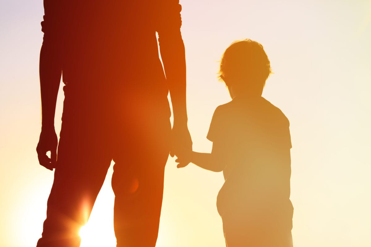 fathers teach affirmations