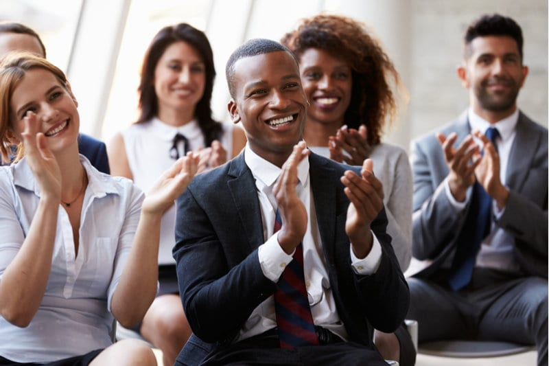 embrace fear of public speaking