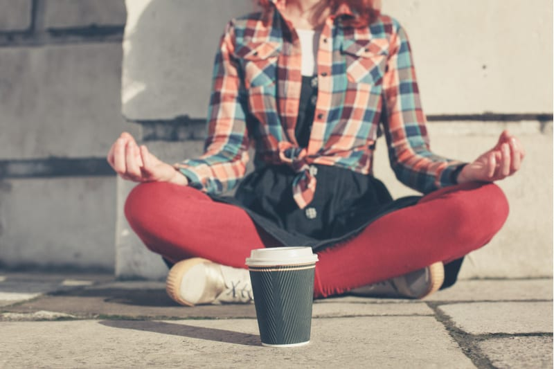 meditation to fight add