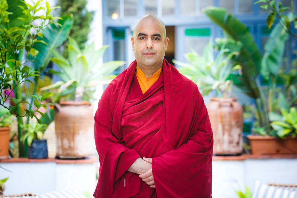 Gelong Thubten on how to forgive yourself