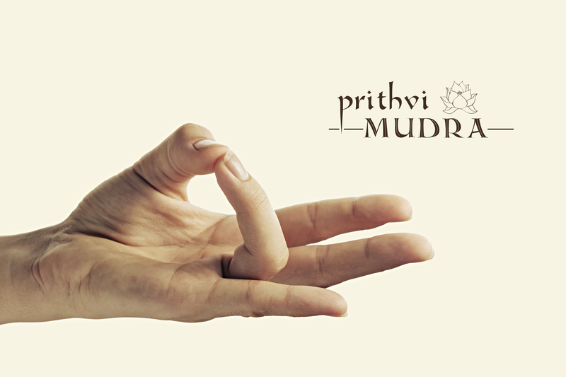 What is the Prithvi mudra?