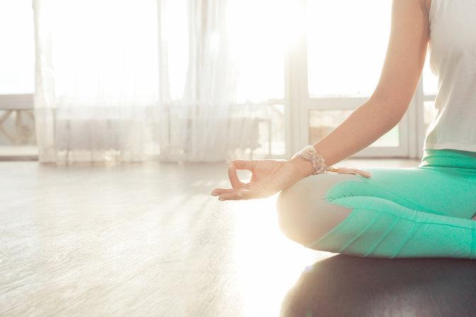 what is yoga mudra