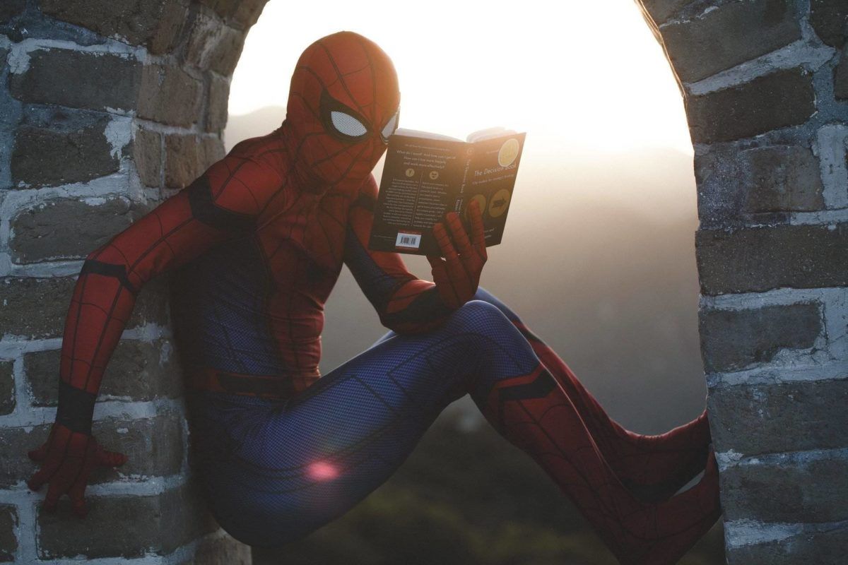"7 Ways To Strengthen Your ""Spidey Sense"" Superpowers"