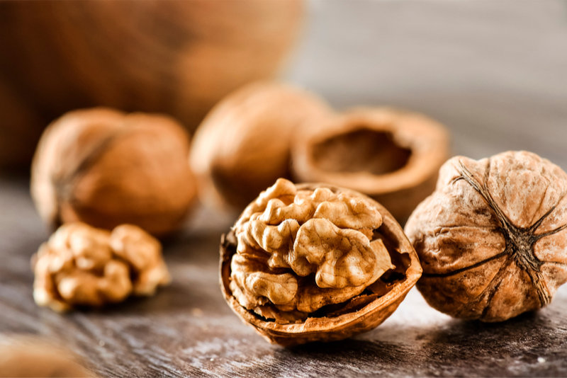 Foods That Increase Blood Flow Walnuts