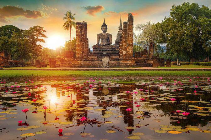 buddhism nontheistic