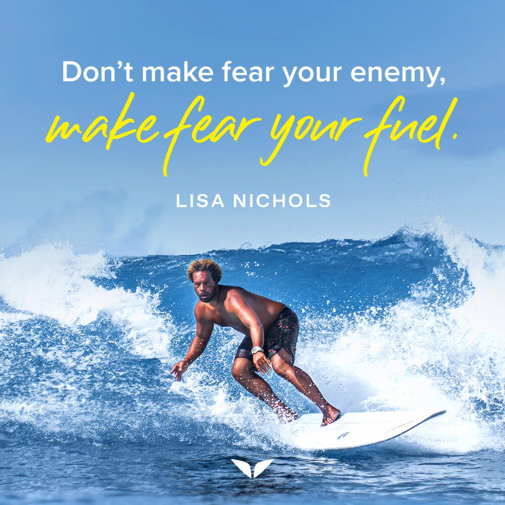 Empowerment quote by Lisa Nichols