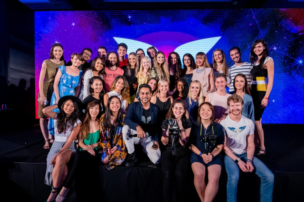 A-Fest 2018 Bali Team