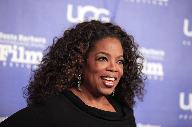 Oprah Winfrey at the 29th Santa Barbara International Film Festival Montecito Award