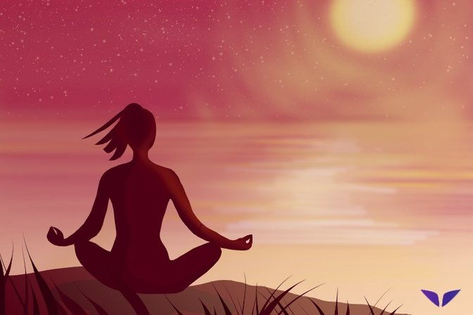 Individual meditation