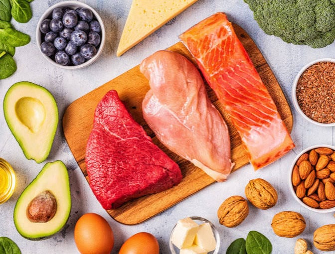 Switching To A Healthy Protein-Rich Diet