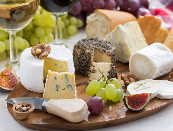 What Are The Most Popular Cheeses?