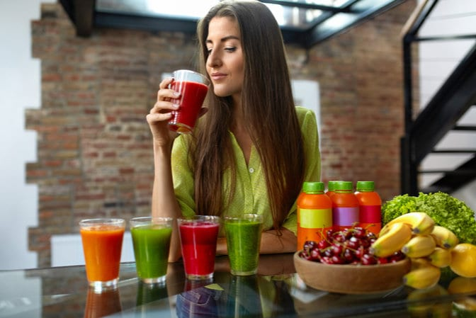 Drink Weight Loss Smoothies At Night