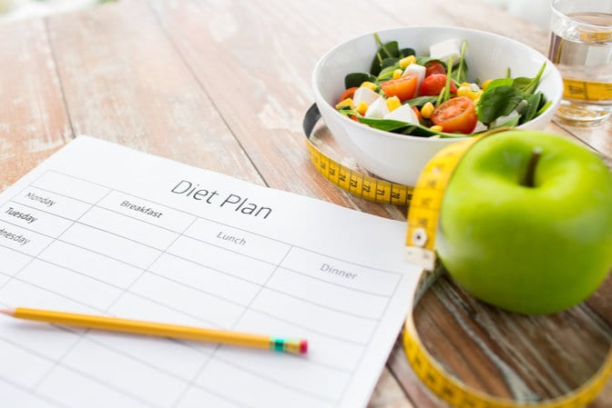 principles of diets that work